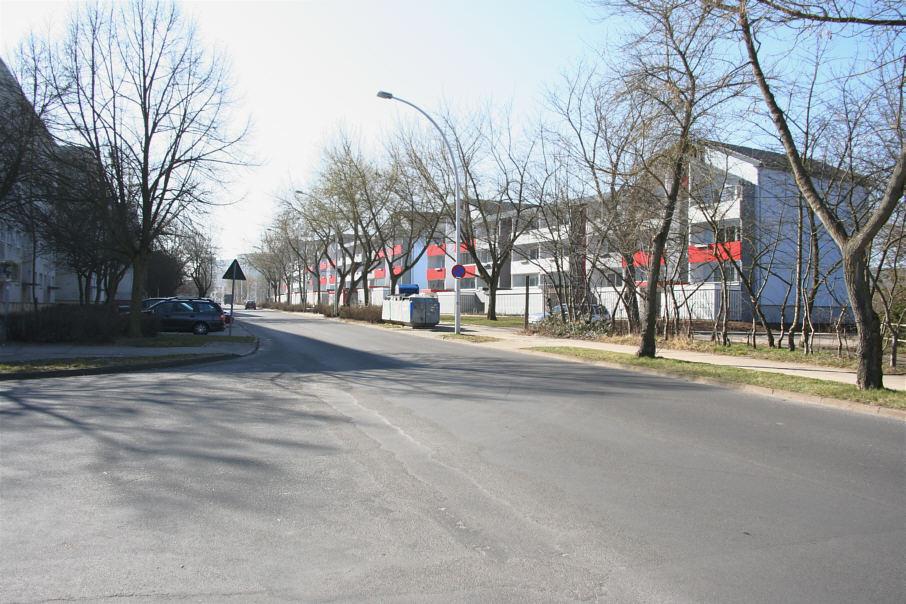Robert Koch Straße Neubrandenburg